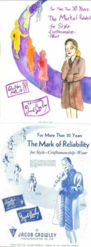 Gray Academy 2021 - Jacob Crowley ad - Jewish Post - 1945