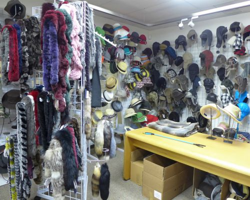 Hat Wall 2
