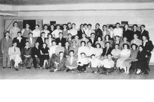Holocaust Orphans Brought to Winnipeg