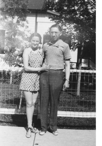 Joe and Sadie Lyons