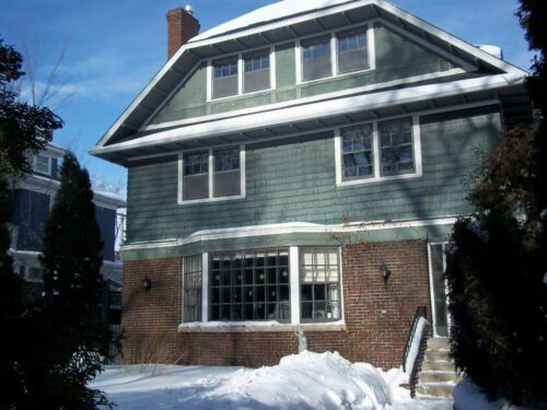 151 Harvard Avenue, residence of Max and Rose Rady