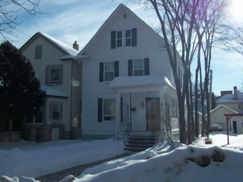 566 Gertrude Avenue, residence of R. Samson Finkelstein