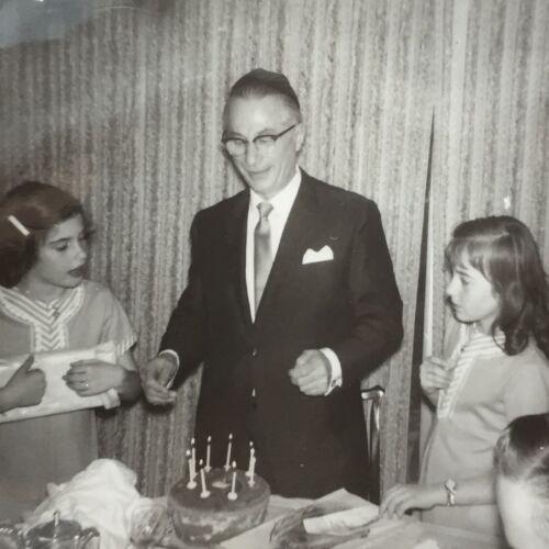 Alec Mogle Celia  Sandra Rabinovitch c. 1965