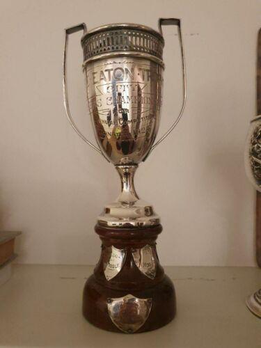 Alexander Mogle's chess trophy