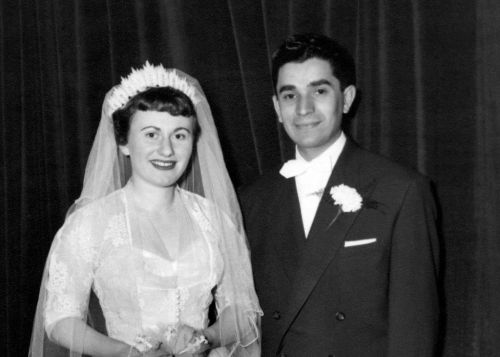 Edith Kimelman - KlingelYehudit(Edith)1954MarriageToSolomon(Sam)KimelmanWinnipeg