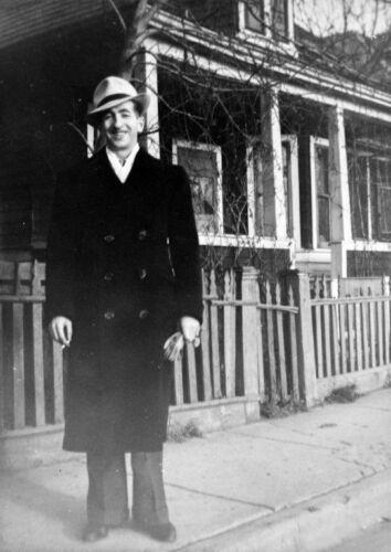 Hy Shinewald, Winnipeg, c.1934
