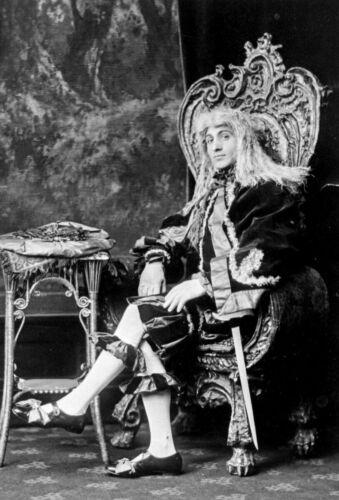 Jack Spindel in his prize-winning Purim costume Regina 1913