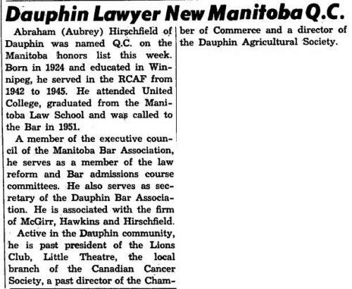 Jewish Post December 31 1934