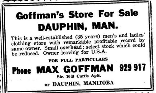 Jewish Post June 1 1950