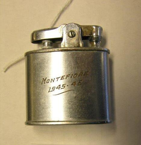 Montefiore Club lighter, 1945-46
