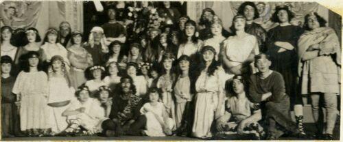 Purim Ball Winnipeg (undated photo)