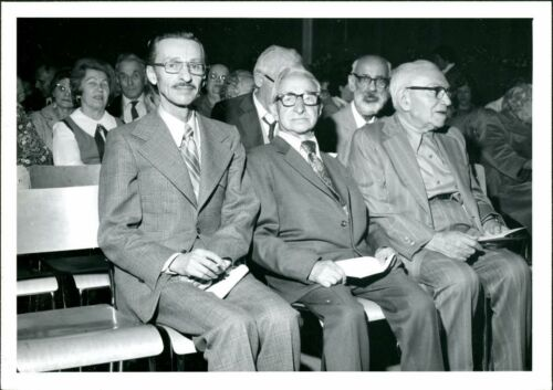 Saul Miller, Berl Miller and Feivel Simkin
